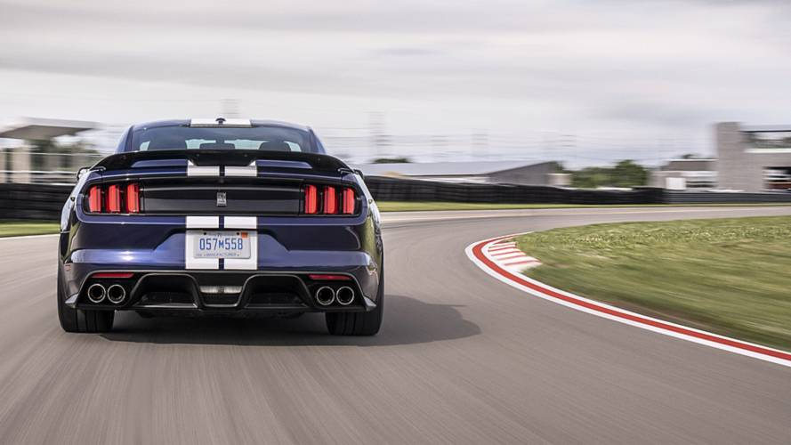 Ford reveals howling mad Mustang Shelby GT350