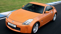 2007 Nissan 350Z with Upgraded Engine Pricing Announced (UK)
