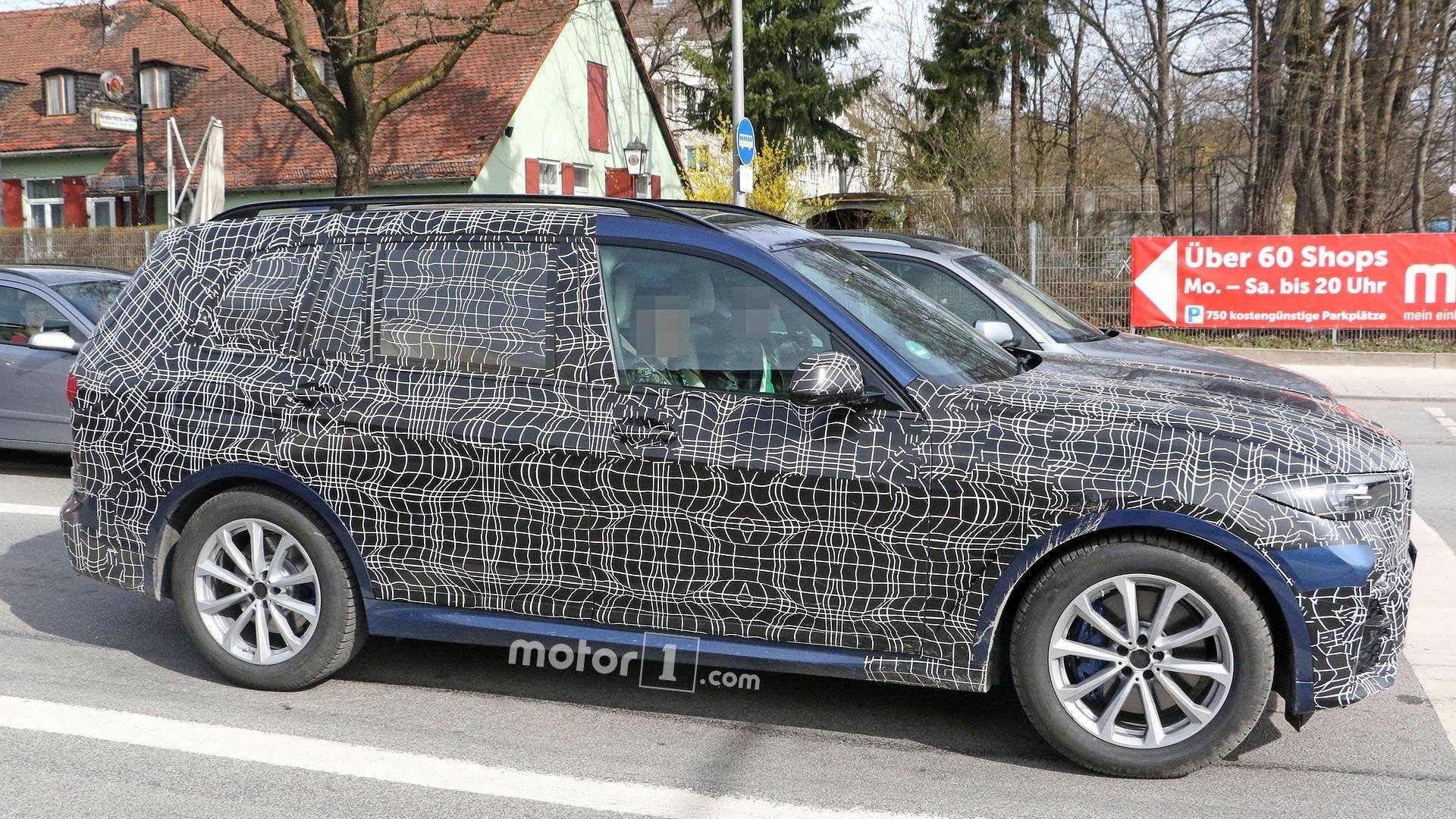 2017 - [BMW] X7 [G07] - Page 9 Bmw-x7-spy-photo1
