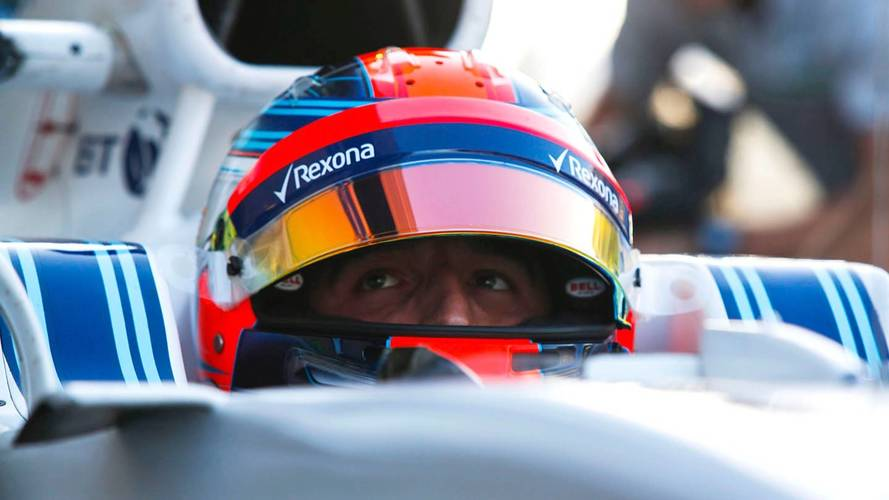 Kubica needs to 'earn' a seat, says Williams