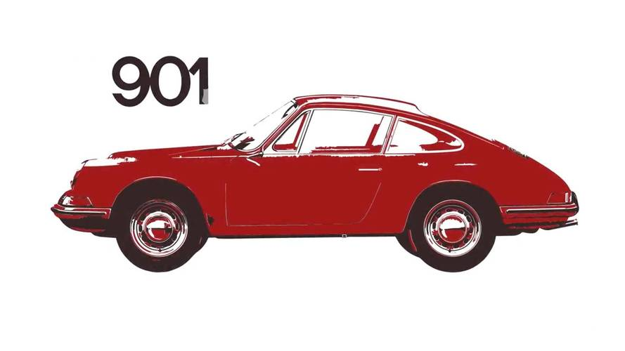 Where did the 911 name come from? Porsche explains