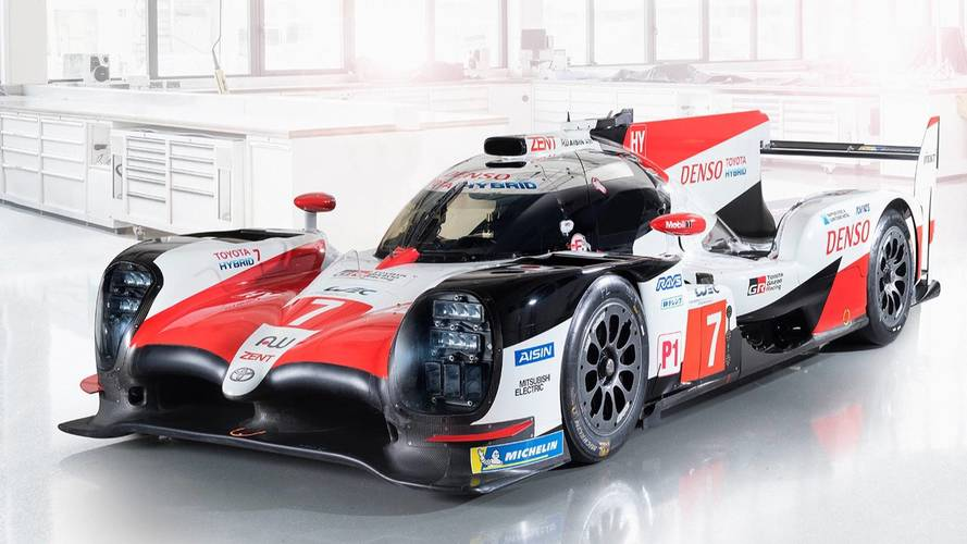 This is the car that will take Alonso to Le Mans