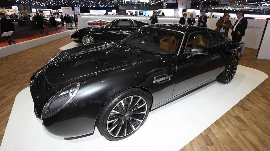 David Brown Speedback Silverstone Edition Is Limited To 10 Cars