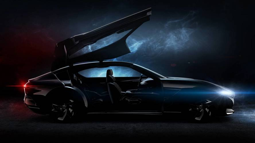 Pininfarina Teases Electric HK GT Concept [UPDATE]