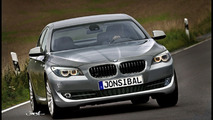 2011 BMW 5-Series Artists Rendering