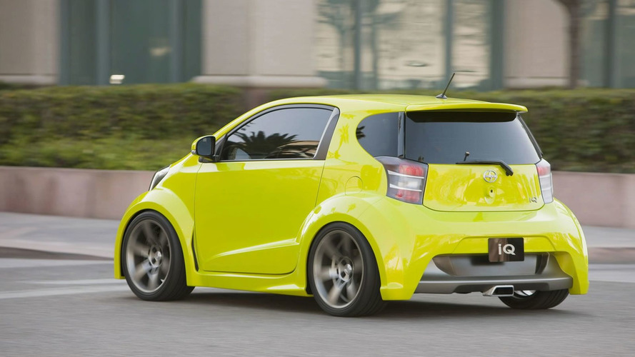 Scion IQ to arrive in US by early 2011