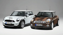 MINI Cooper 50 Mayfair and MINI Cooper S 50 Camden