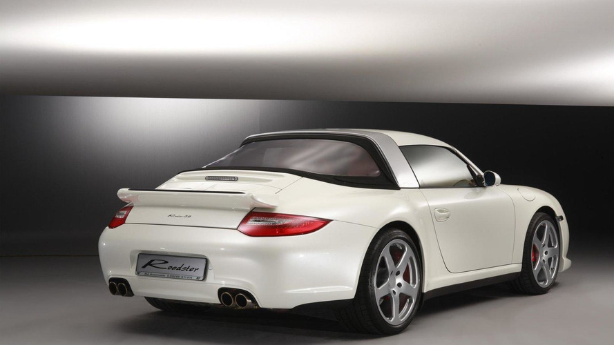 RUF Roadster announced - tribute to 1967 Targa