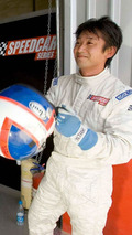 Ukyo Katayama (JPN) Joins the Speedcar series, 09.08.2007
