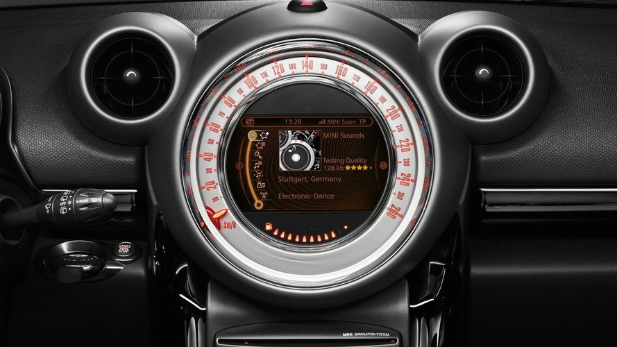 MINI Connected Infotainment System Announced