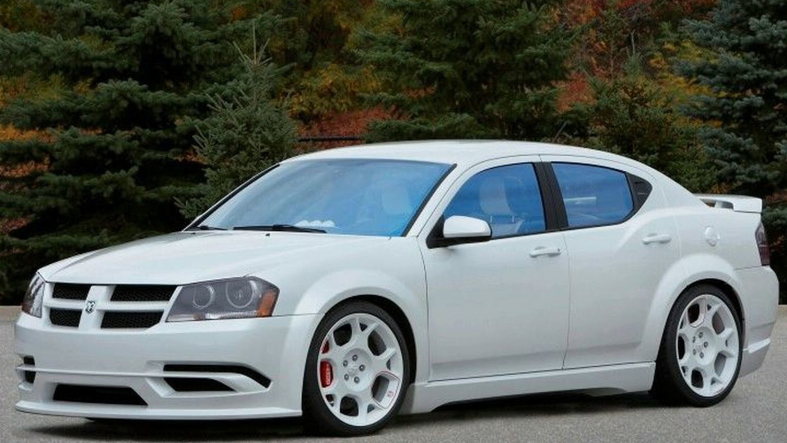 Dodge Avenger Tuner Stormtrooper at SEMA