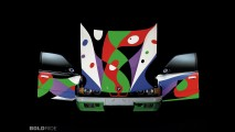 BMW 730i Cesar Manrique Art Car
