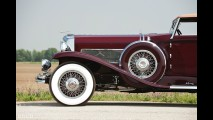 Duesenberg Model SJ Convertible Victoria by the Rollston Company