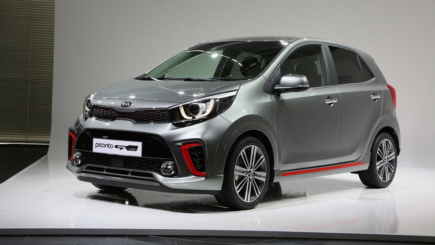 2017 Kia Picanto arrives in Geneva with best-in-class trunk