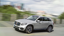 2018 Mercedes GLC F-Cell official images