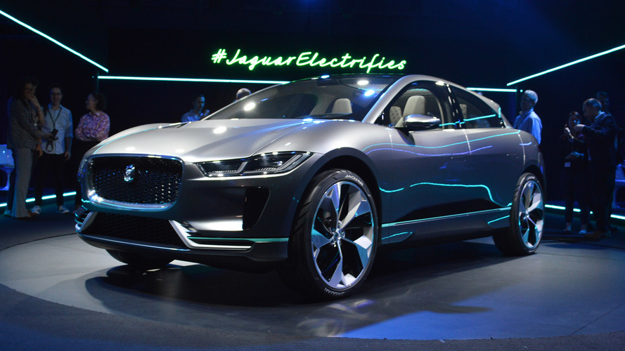 Jaguar I-Pace Production Has Already Begun