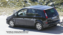 SPY PHOTOS: Ford C-Max Facelift