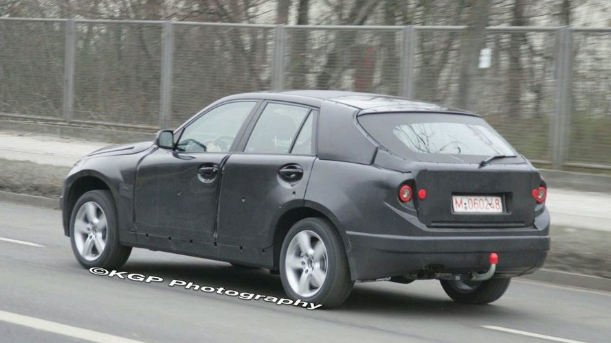 First Images of All New BMW X3 Prototype