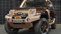 Ford reveals Troller T4 concept, will debut in Sao Paulo later this month