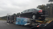 Six-door Volvo S80 limousine caught on camera