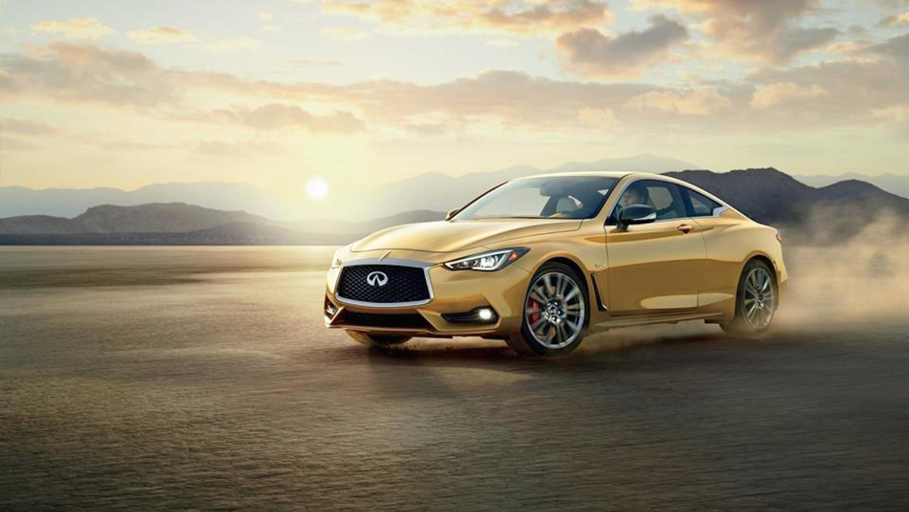 Infiniti Q60 Neiman Marcus Limited Edition