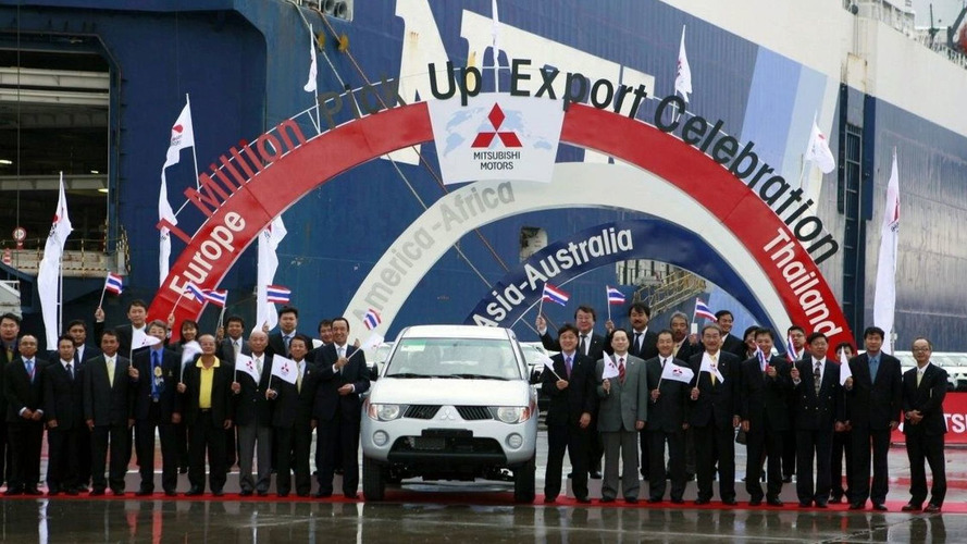 Mitsubishi Export Milestone (TH)