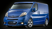 Opel Vivaro Performance Concept Revealed