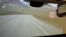 GM next-generation head-up display technology 17.03.2010