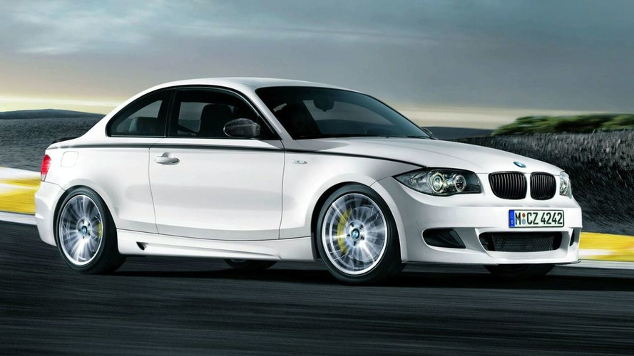 BMW 1-Series M in the Works - report