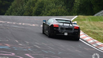 Lamborghini LP560-4 Superleggera Prototype Testing on Nurburgring