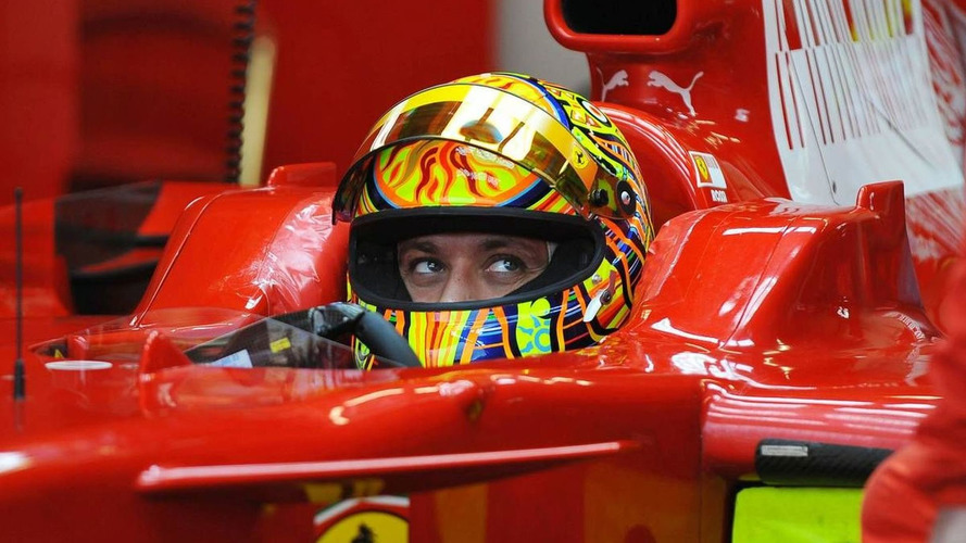 Rossi to test Ferrari F1 in January