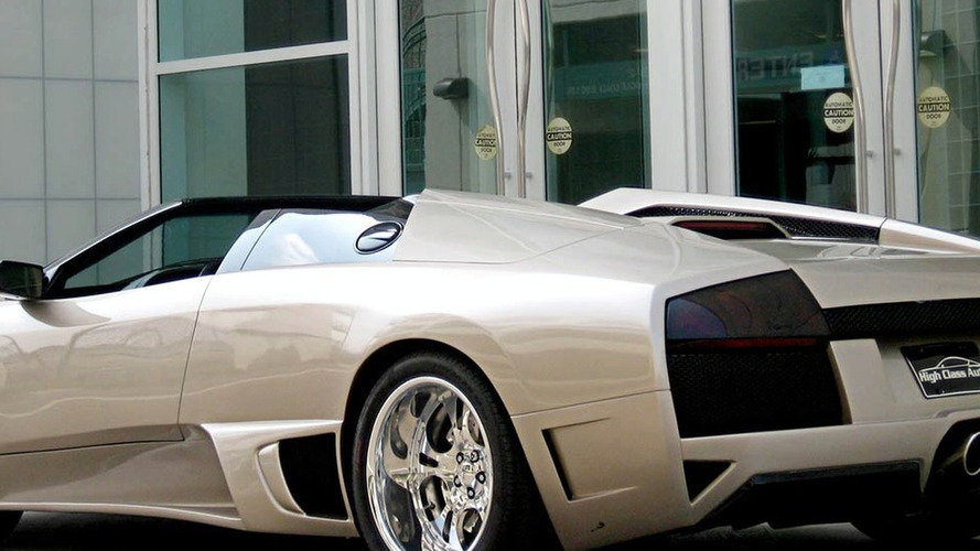 Fiero Kit Car Madness: Murcielago replica by ZORBA Design