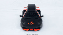 Lamborghini LP 670-4 SV Winter Editon by Pro Skier Jon Olsson