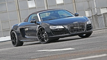 Sport Wheels Audi R8 V10 Spyder hits 600hp