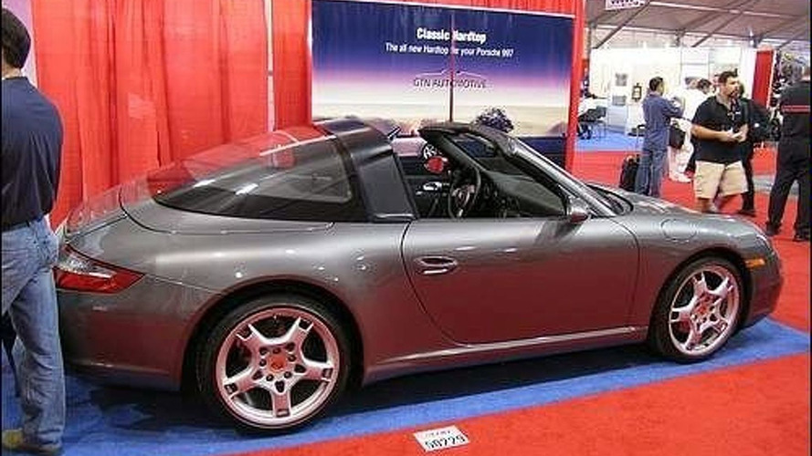 Real Porsche 911 Targa by VeloTech