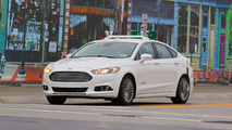 Second-gen Ford Fusion Autonomous