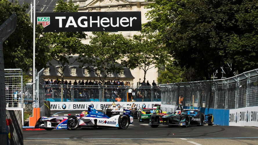 Motorsport.com Teams With TAG Heuer To Launch FIA Formula E Video Series