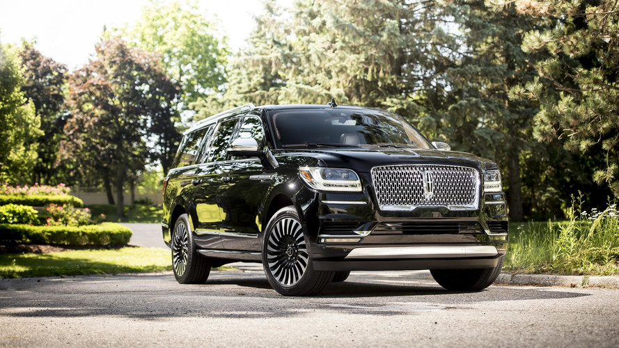 Lincoln Navigator Gets Even Bigger With Extended Version
