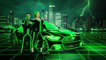 2015 Ford Mustang V6 Tron By Apex Customs