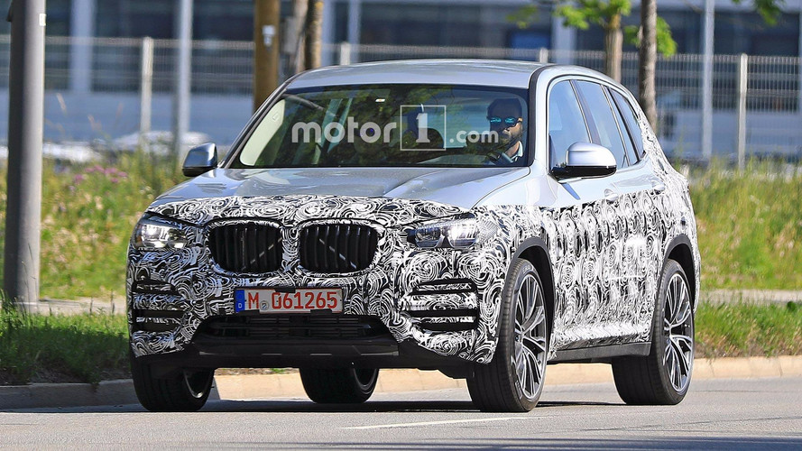 All-New BMW X3 Spied As Full Reveal Looms