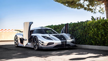 Caught on the Street: Koenigsegg One:1 in Monaco