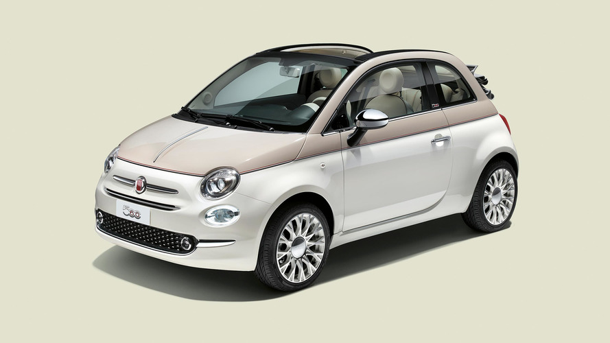 Special edition 500 and 124 Spyder have Fiat going retro in Geneva