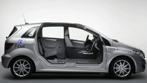 The Mercedes-Benz B-Cell
