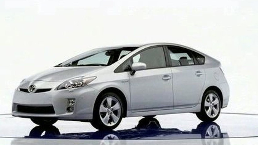 Leaked 2010 Toyota Prius Images Confirmed