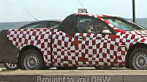 Holden Commodore VE Ute Spy Shots