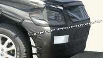 Ford Explorer Sport Trac Facelift Spy Photos