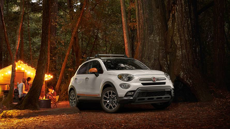 2018 Fiat 500X Adventurer Edition Adds Style For Little Cost
