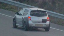 Renault Twingo RS Spied