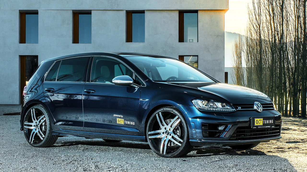 VW Golf R by O.CT Tuning