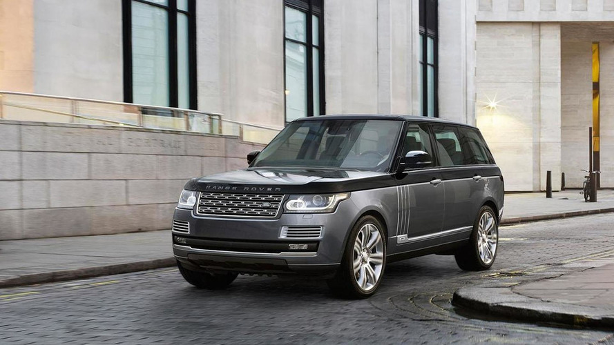 Next Range Rover could move upmarket